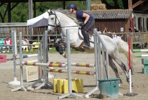 Ecole d'équitation Galop 4-7